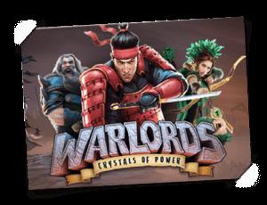 Bli hersker av Warlords - Crystals of Power
