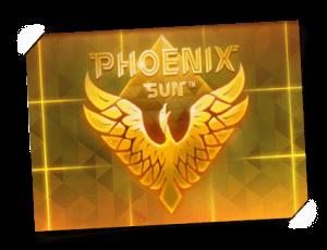 Phoenix Sun spilleautomat slotmaskin Quickspin Guts