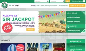 SirJackpot Casino