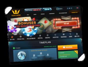Uendelige bonuser casino