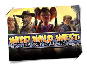 Spill Wild Wild West: The Great Train Heist hos Casumo